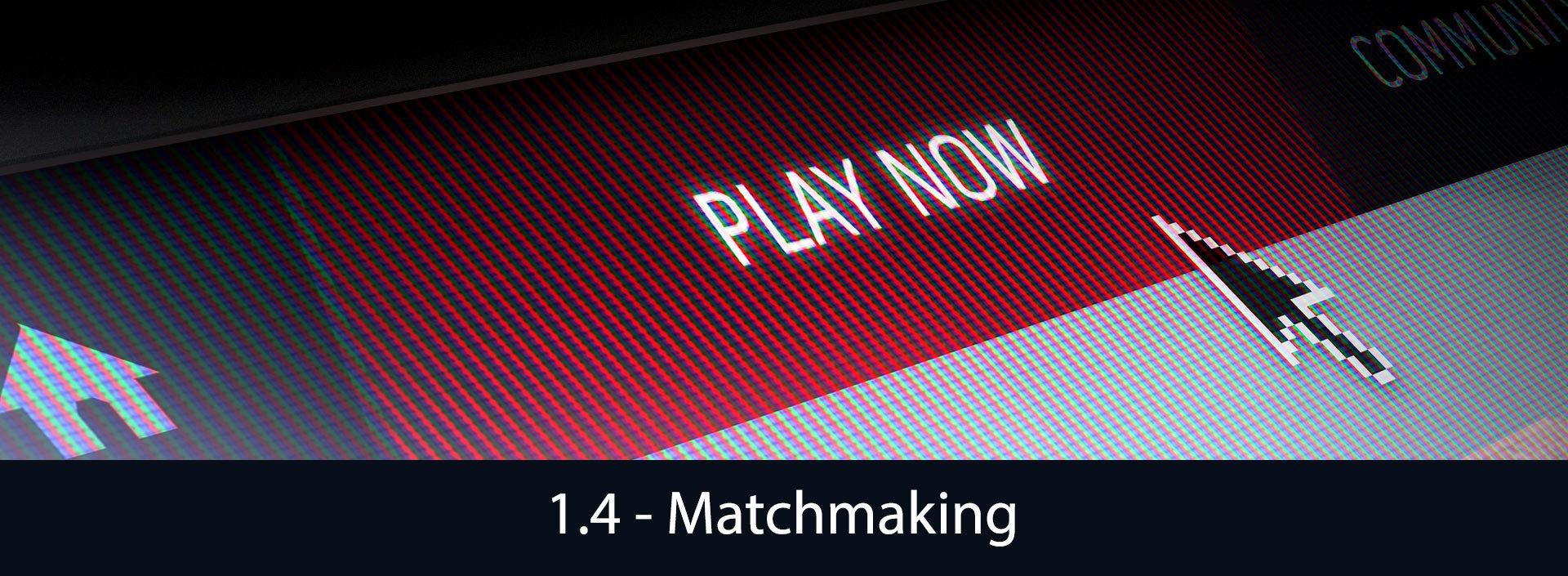 matchmaking anglais