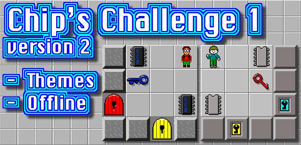 Chip S Challenge 1 Chip S Challenge 1 Version 2 Steam Nyheter