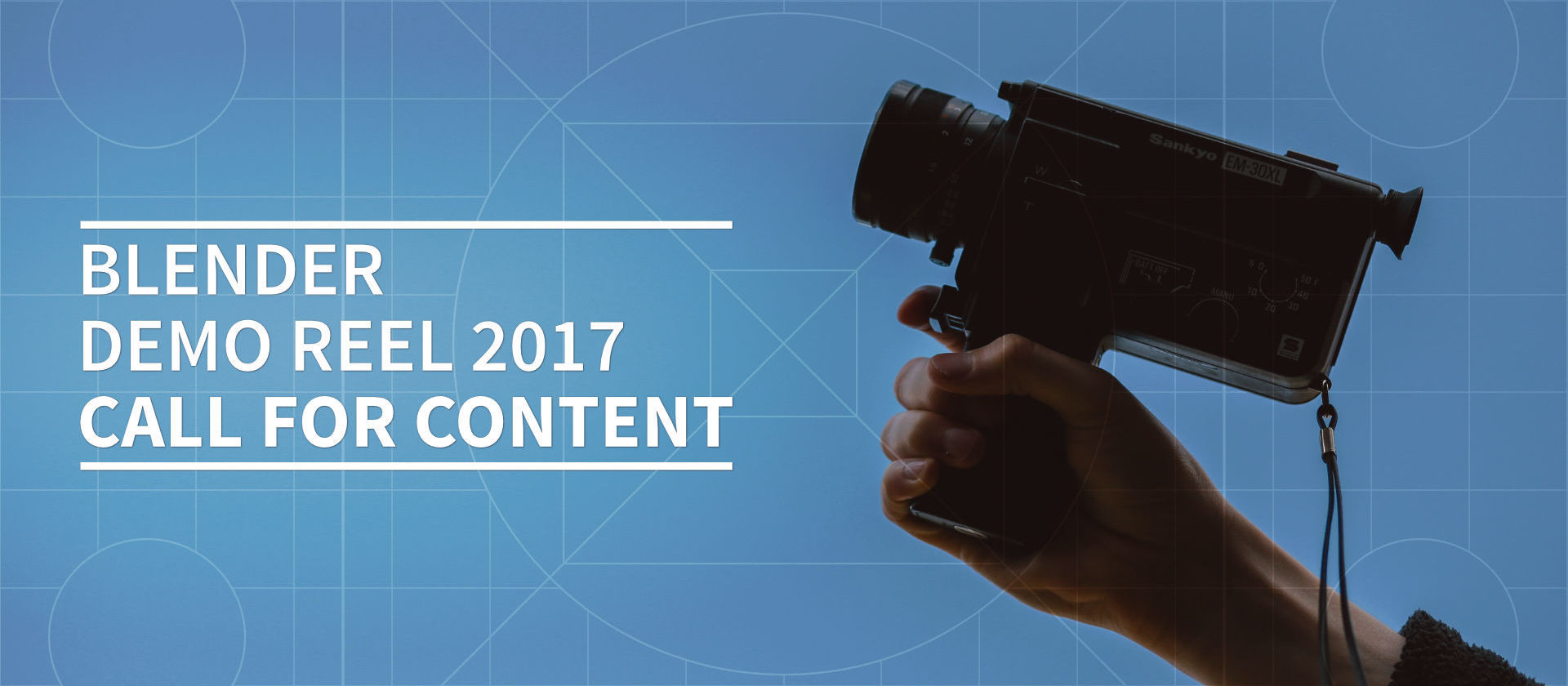 Blender :: CALL FOR CONTENT - Blender Demo Reel 2017