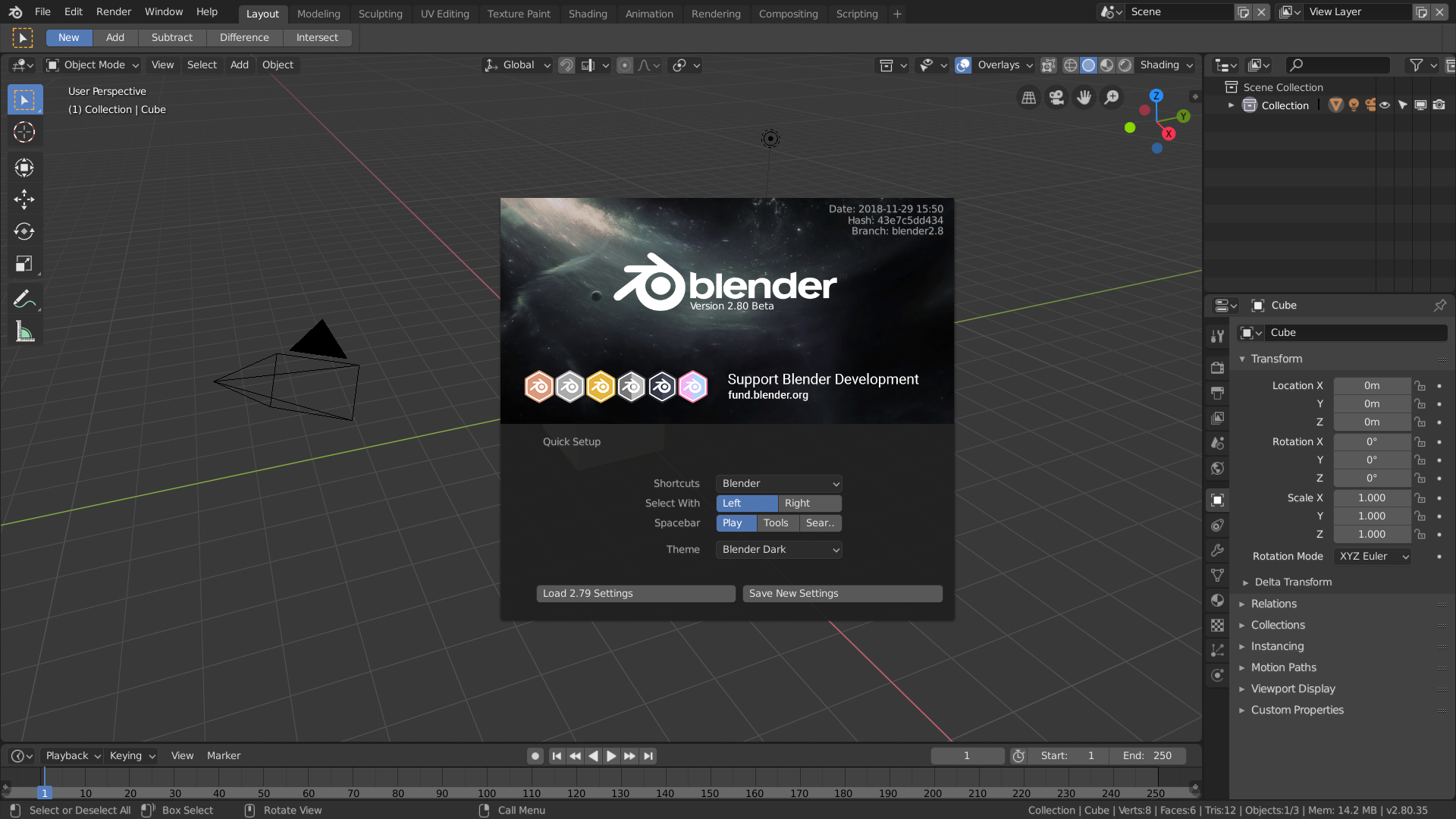 Blender dating website