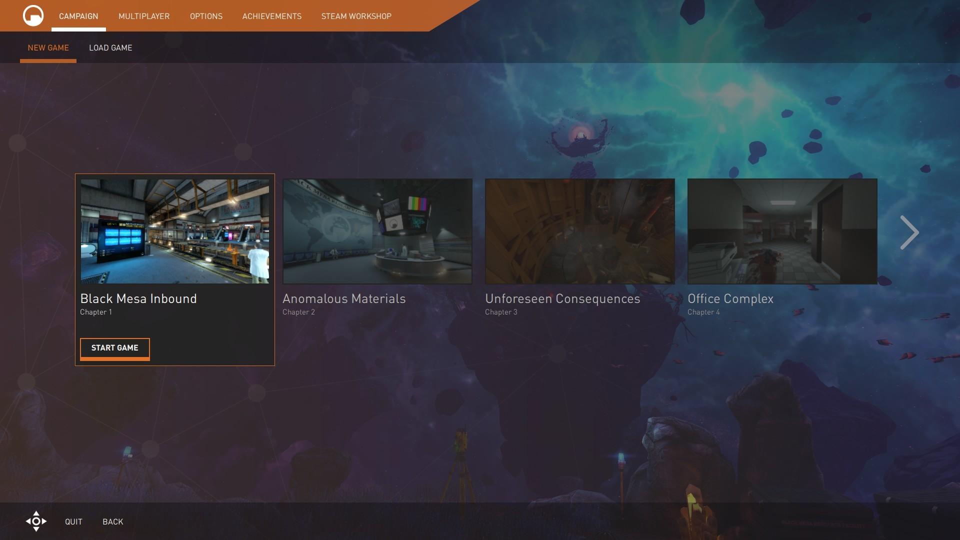 Black Mesa :: Group Announcements