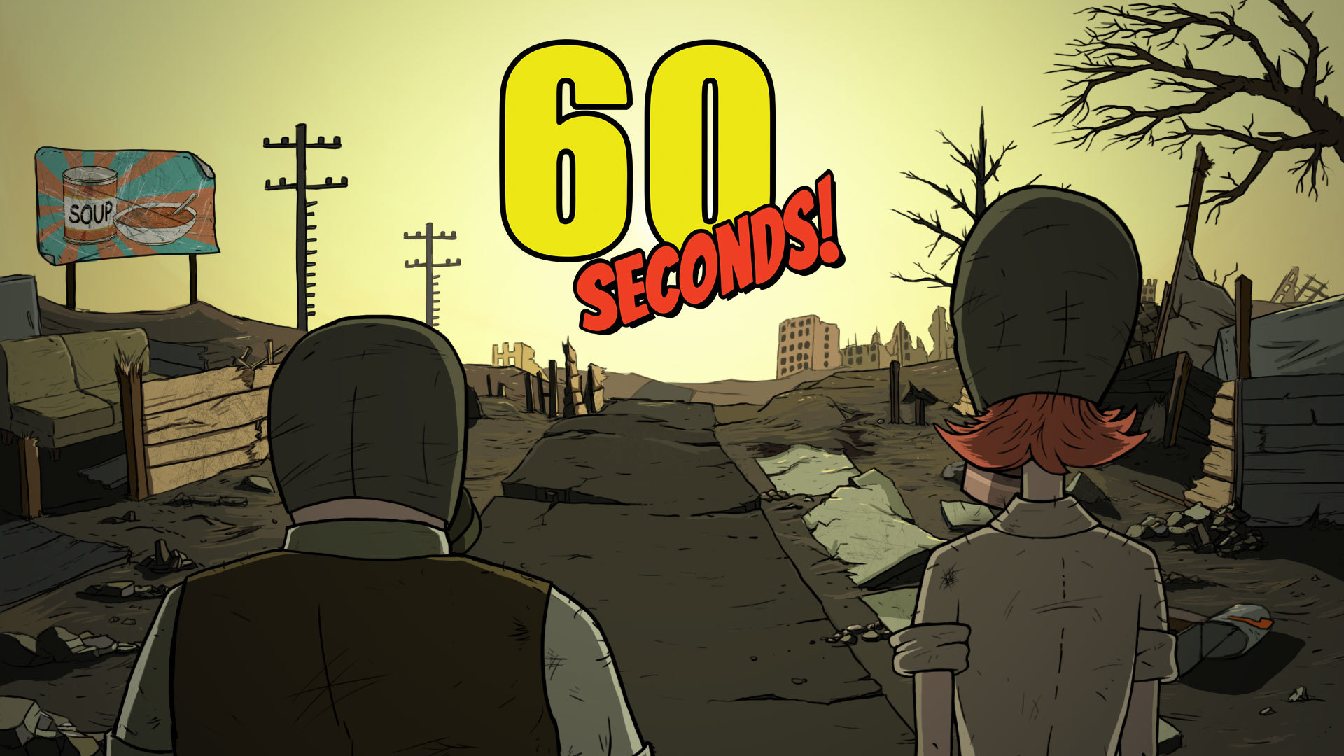 60 Seconds! hits one million