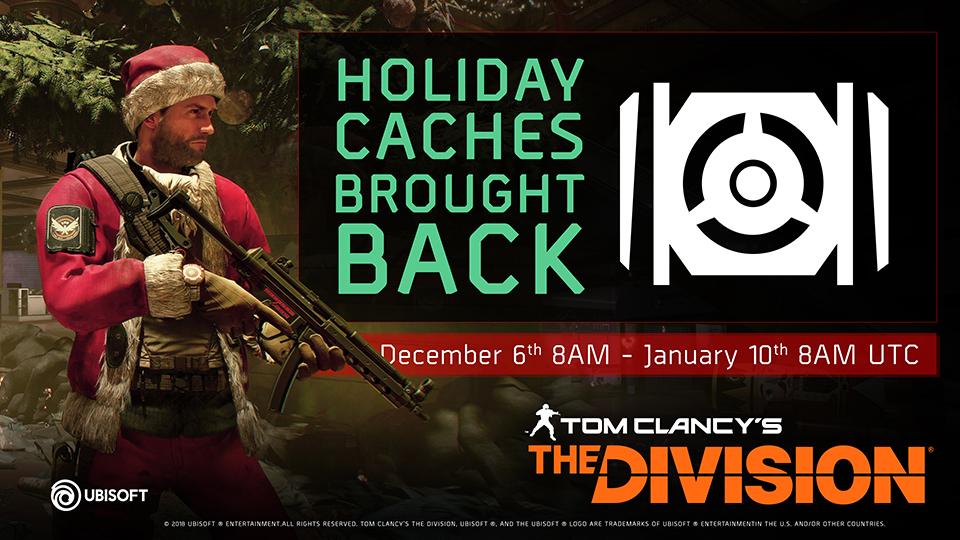 Tom Clancy's The Division :: Anúncios do grupo