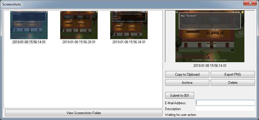 001 Game Creator :: New Version, Windows 10 Crash Fix and Price