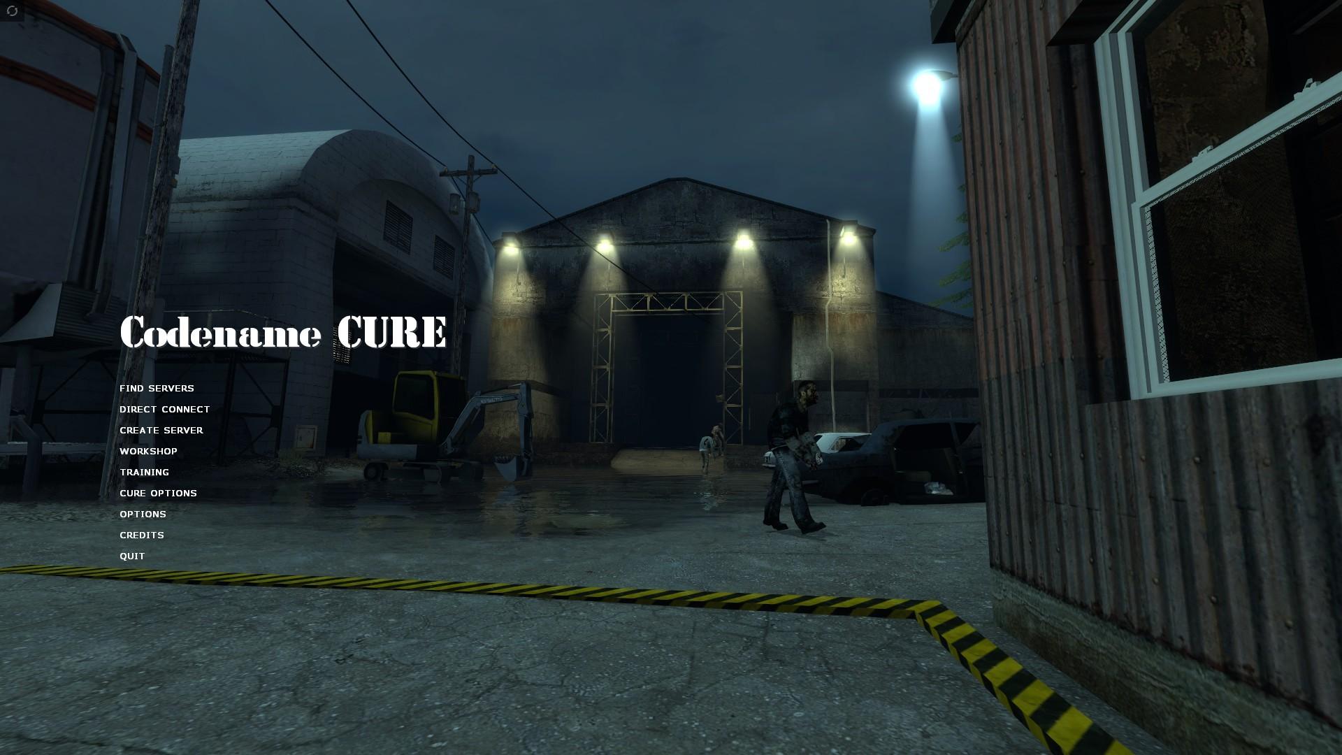 Codename CURE :: CURE BETA - Update 2 0b