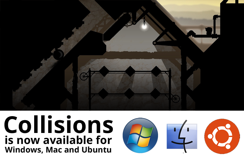 Collisions :: Now available for Windows, MacOS and Ubuntu