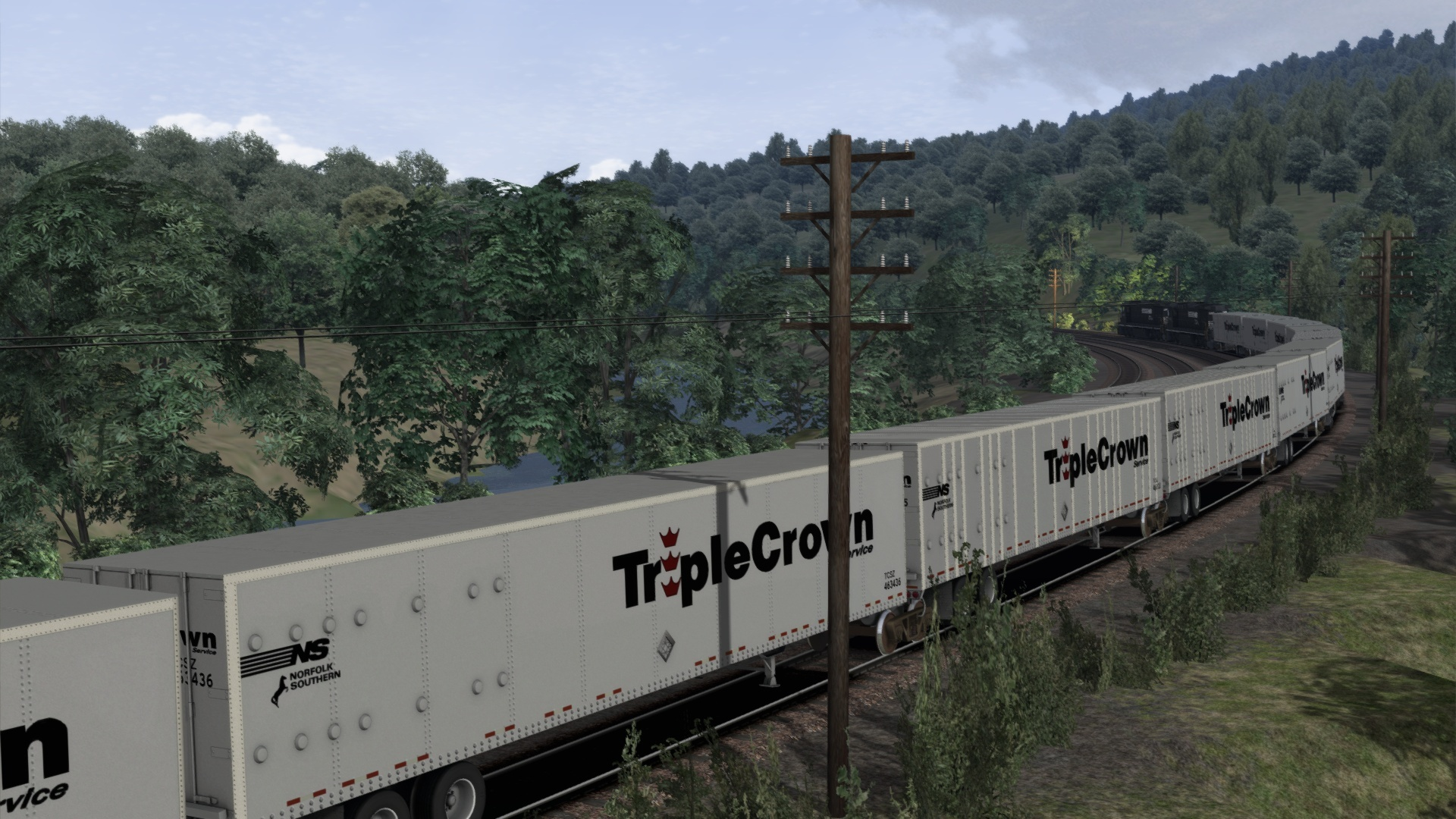 News all news you want to put this big ge diesel to work so the pack contains four career scenarios on the train simulator horseshoe curve route route available malvernweather Choice Image