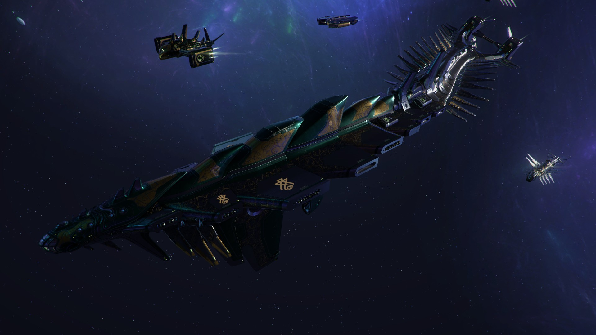 Endless Space 2 :: Renegade Fleets update is live!