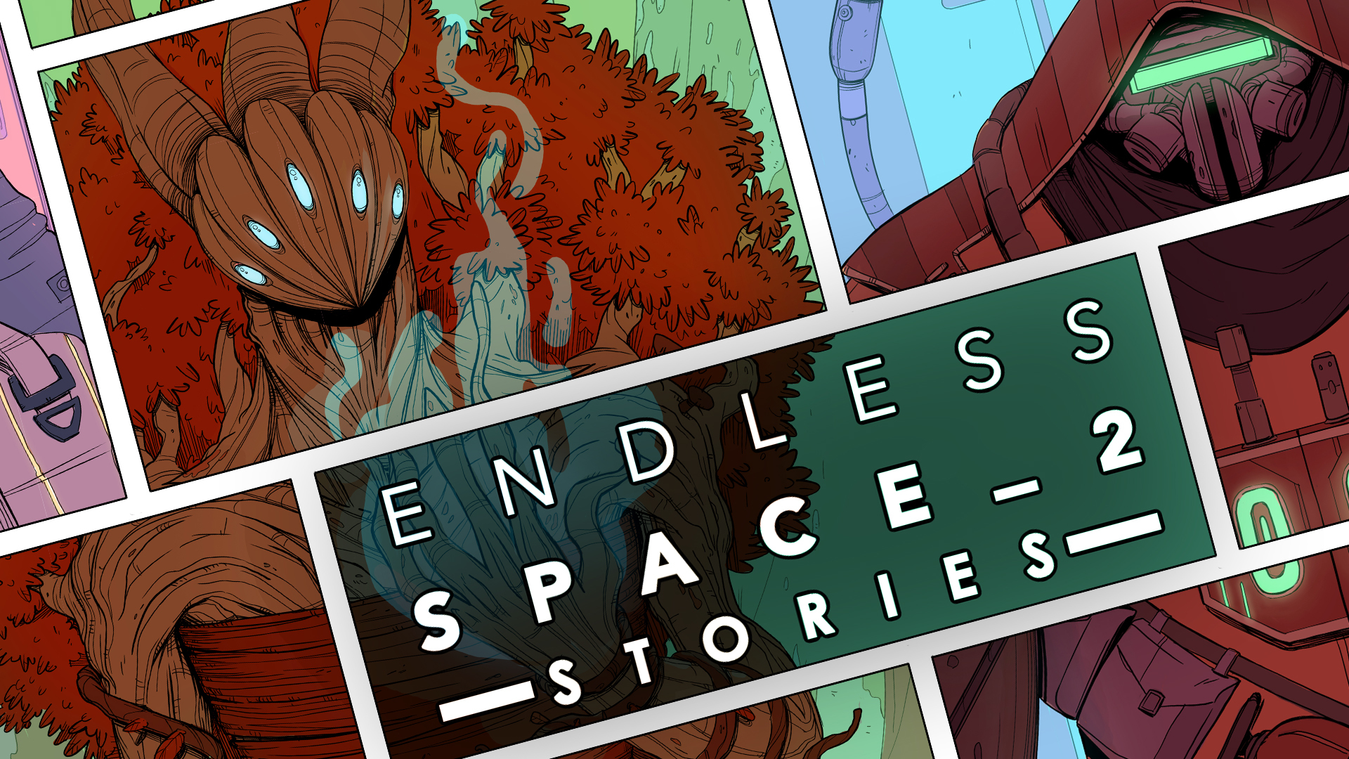Endless Space 2 :: Endless Space 2 Stories & Branching Paths