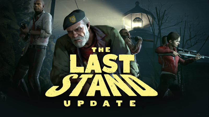 Left 4 Dead 2 - The Last Stand Update - Steam News