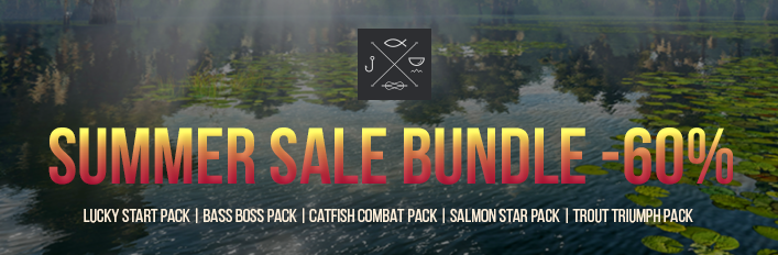 07bb2674736 Fishing Planet    Save up to 60% at SUMMER SALE!