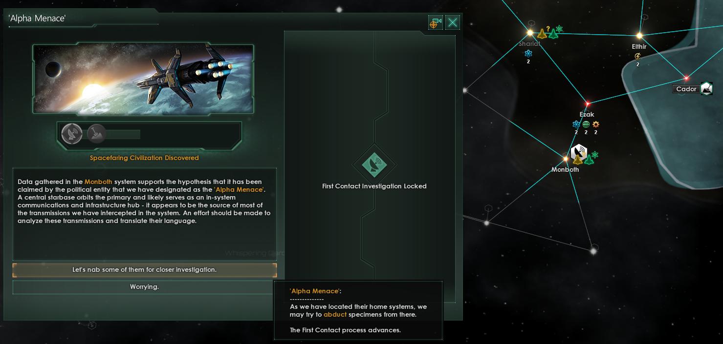 stellaris nelaikys prekybos sistemomis)