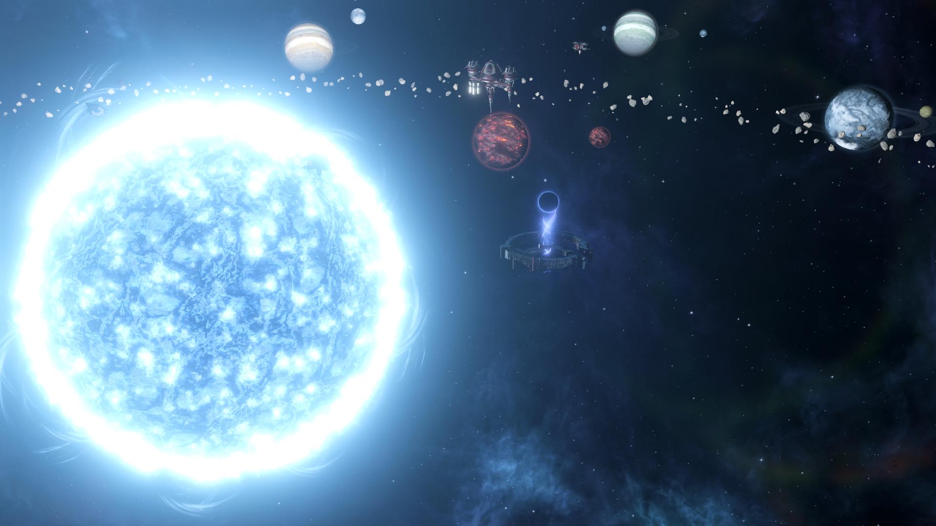 Dec 6, 2018 Stellaris: MegaCorp Out Now Stellaris