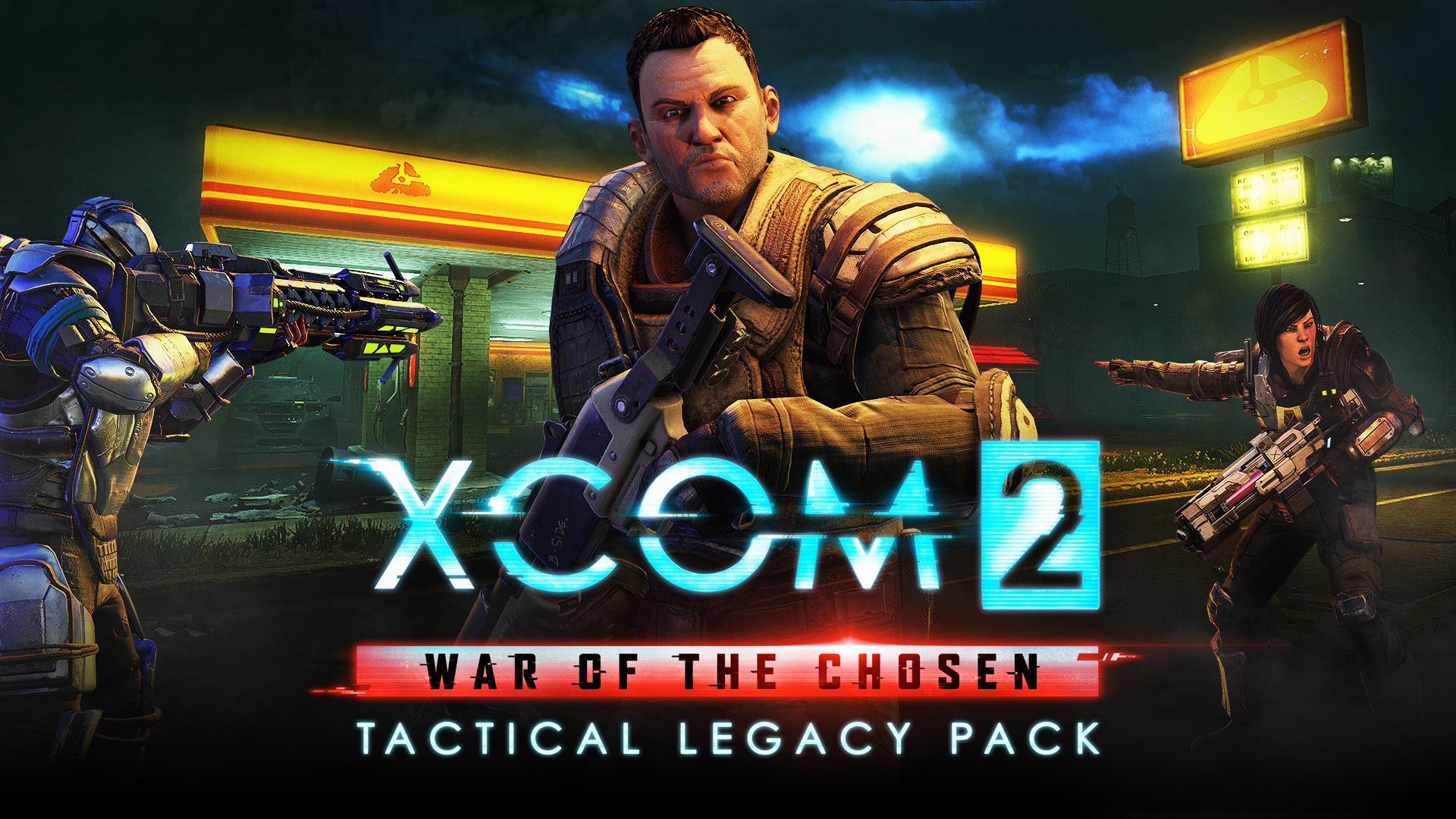 XCOM 2: War of the Chosen – Tactical Legacy Pack DLC Launches on Oct 9 for PC