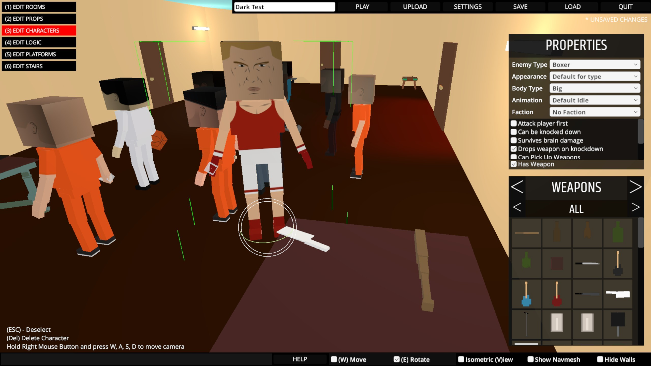 Paint the Town Red :: Level Editor Available in Beta Branch