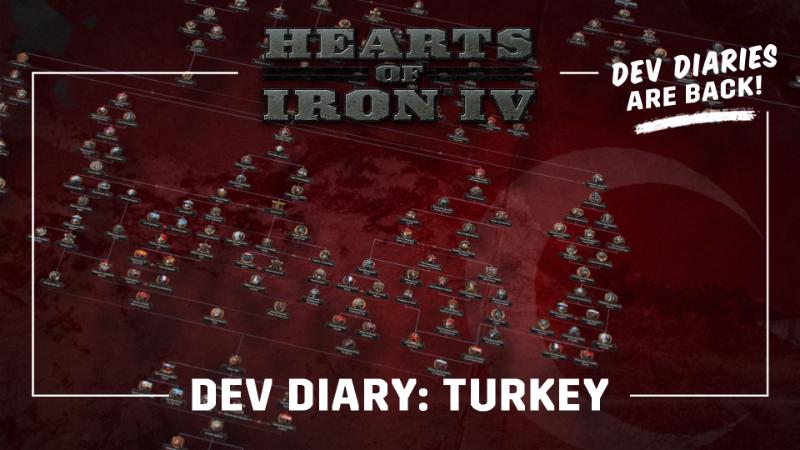 Dev Diary: Turkey