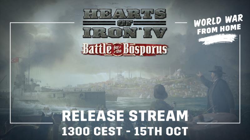 Battle for the Bosporus Release Stream