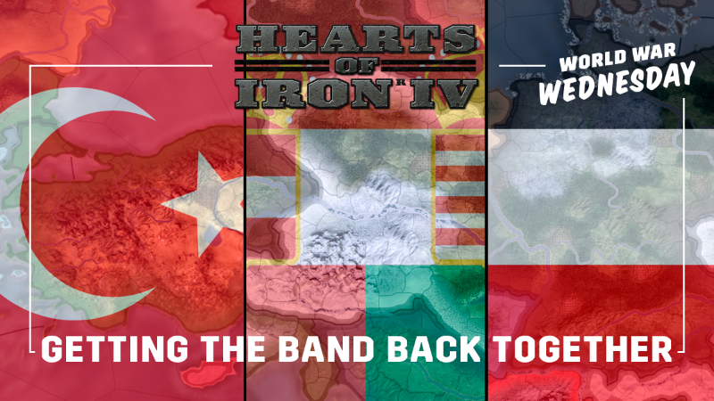 Weekly Stream: Getting The Band Back Together