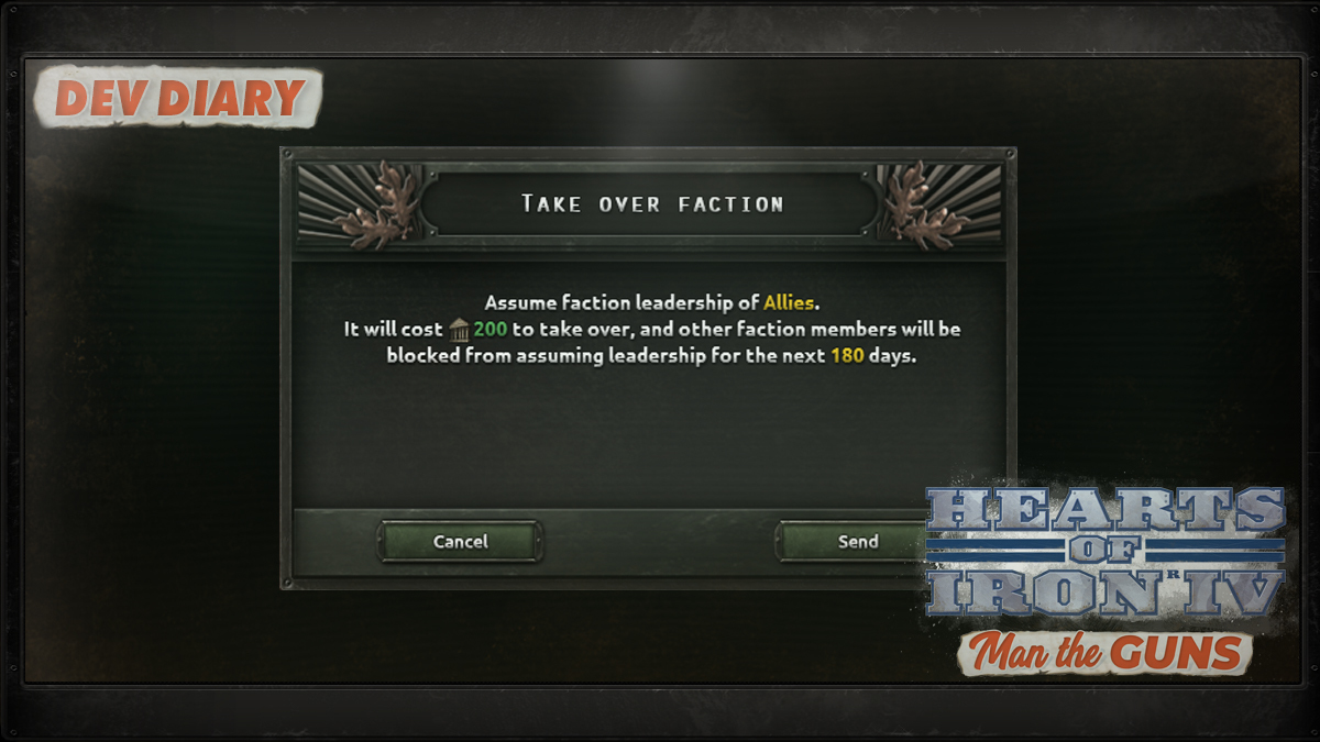 Hearts of Iron IV :: HOI4 Dev Diary - MTG - Bag of Tricks