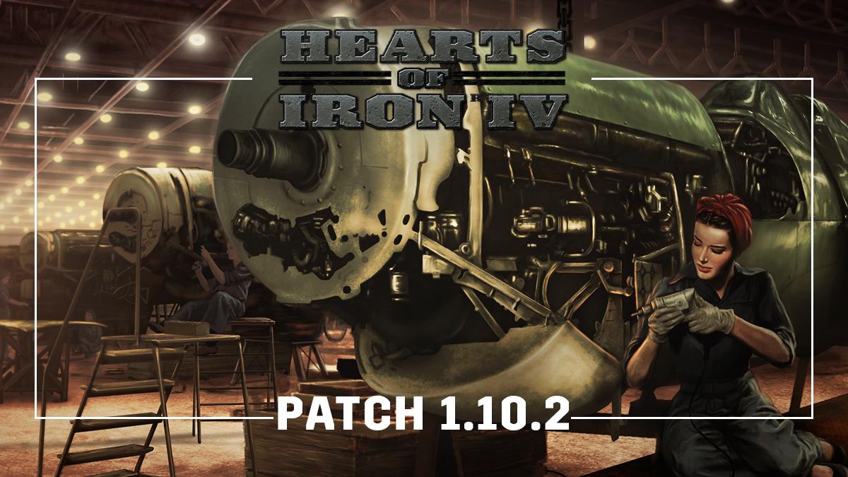 Patch 1.10.2 - Changelog