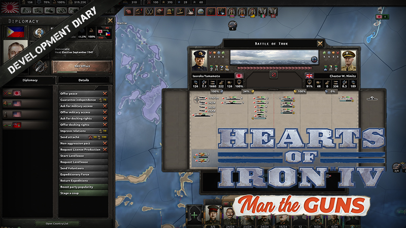Feb 28 Update 1 6: Ironclad is now live! Hearts of Iron IV - BjornB As