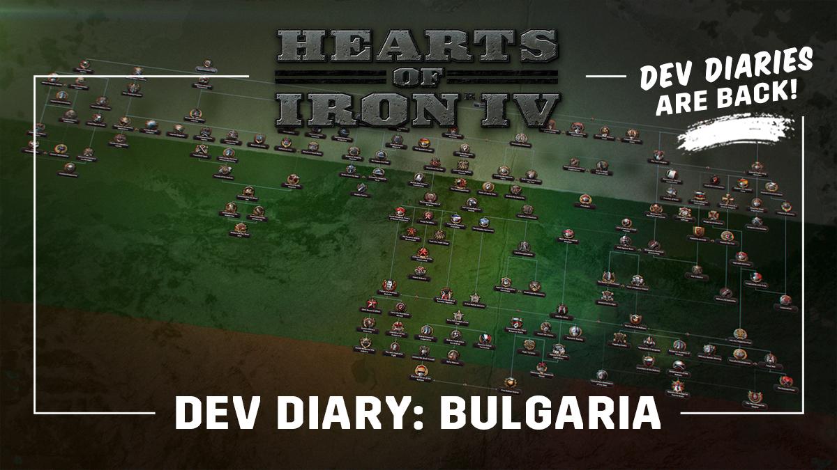 Dev Diary: Bulgaria