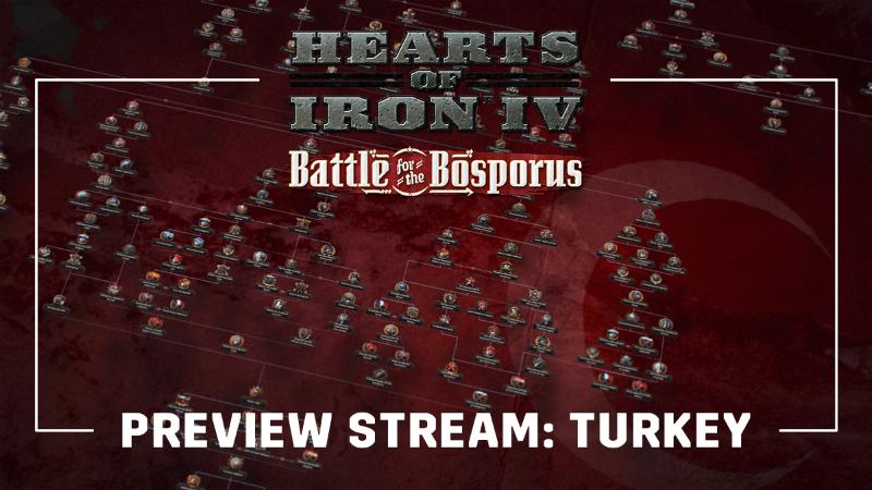 Turkey Preview Stream - 24th September @ 1400 CEST