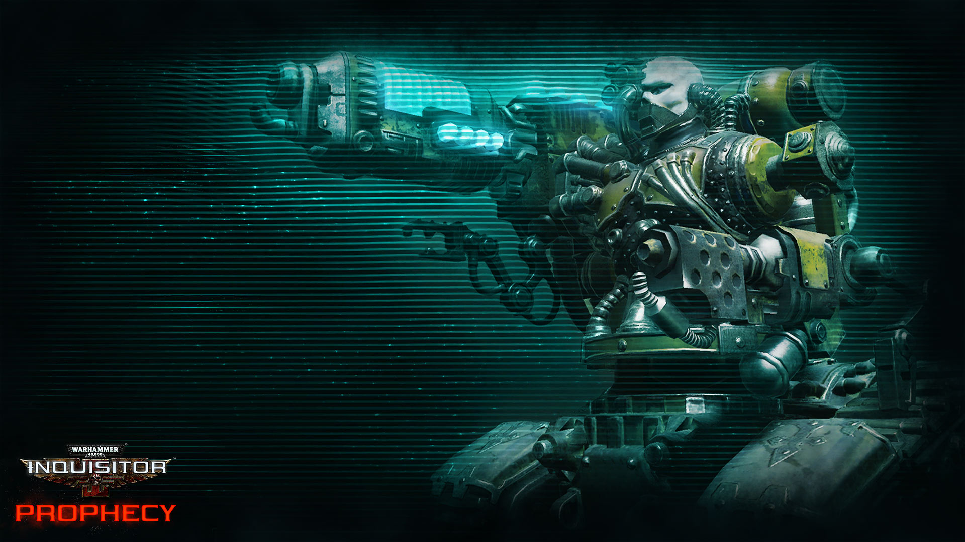 Showcase :: Warhammer 40,000: Inquisitor - Prophecy