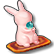 :Rabbit_Figurine_with_Agate_Base: