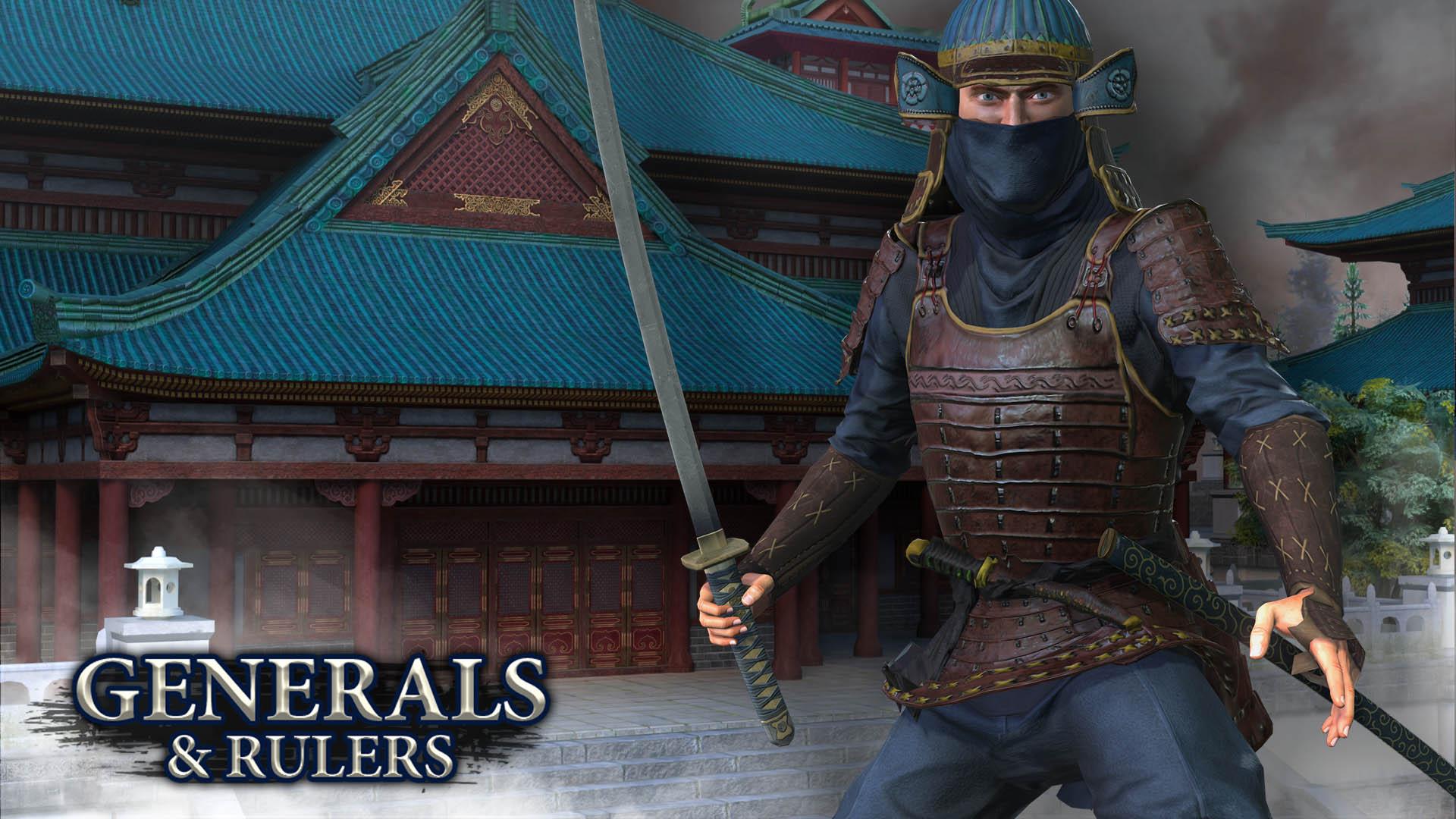 Showcase :: Generals & Rulers