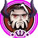 Dracula badge