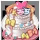 Super cat cake