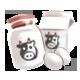 Egg milk