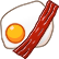 :Bacon_and_eggs: