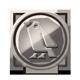 银质乌鸦币