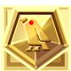 铂金乌鸦勋章