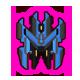 NEOMORPH Badge LV4