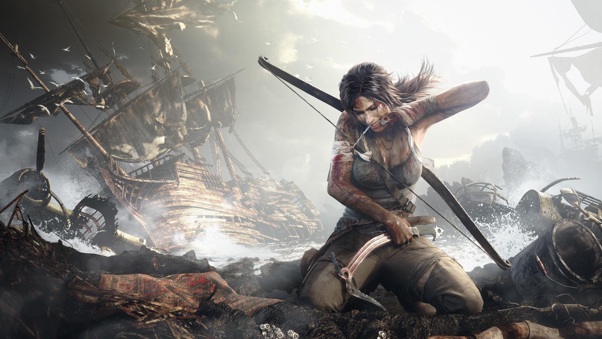 Steam Card Exchange :: Showcase :: Tomb Raider