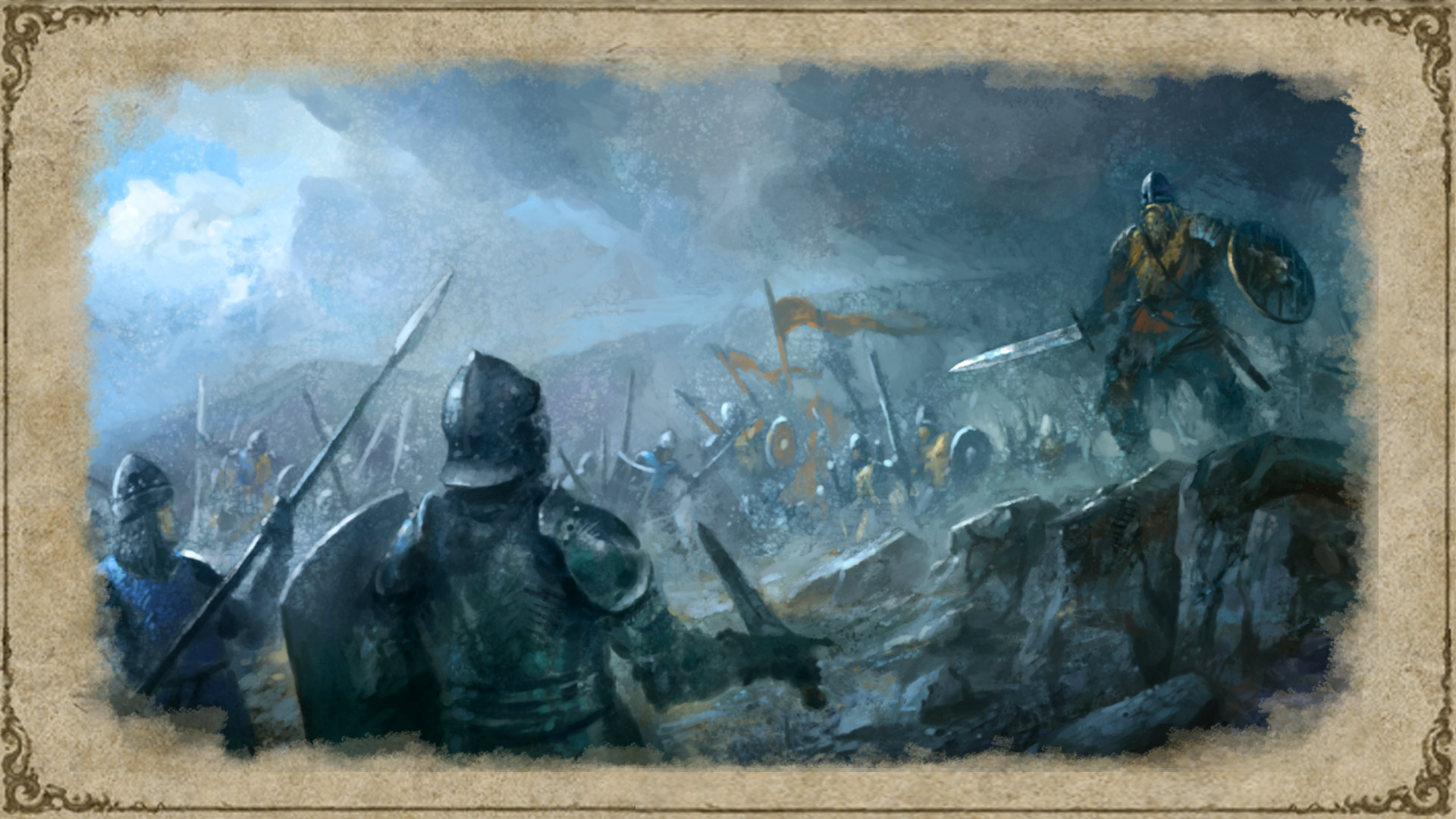 Showcase :: Crusader Kings II