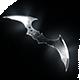 Silver Batarang