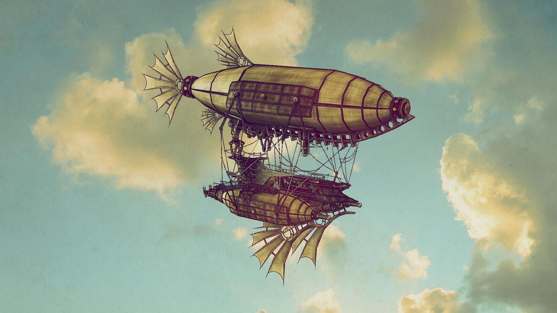 Showcase :: Guns of Icarus Online