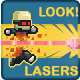 Look! Lasers