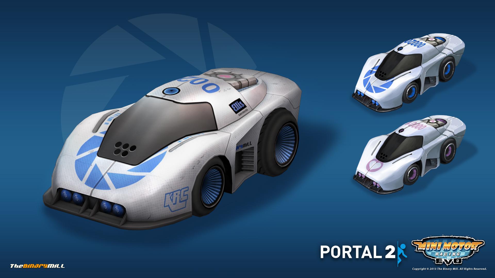 Card 5 Of 8Artwork · Portal Car