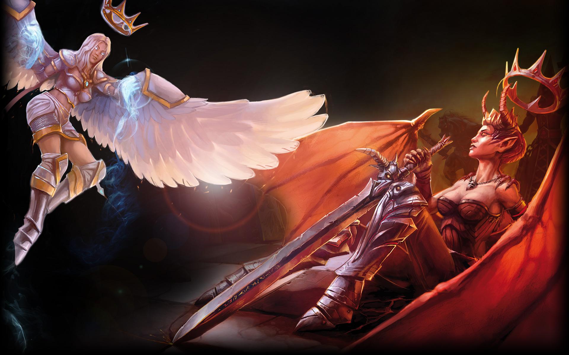 Steam Community Market Listings For 211050 White Queen Vs Black Queen