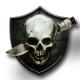 Knife Skull