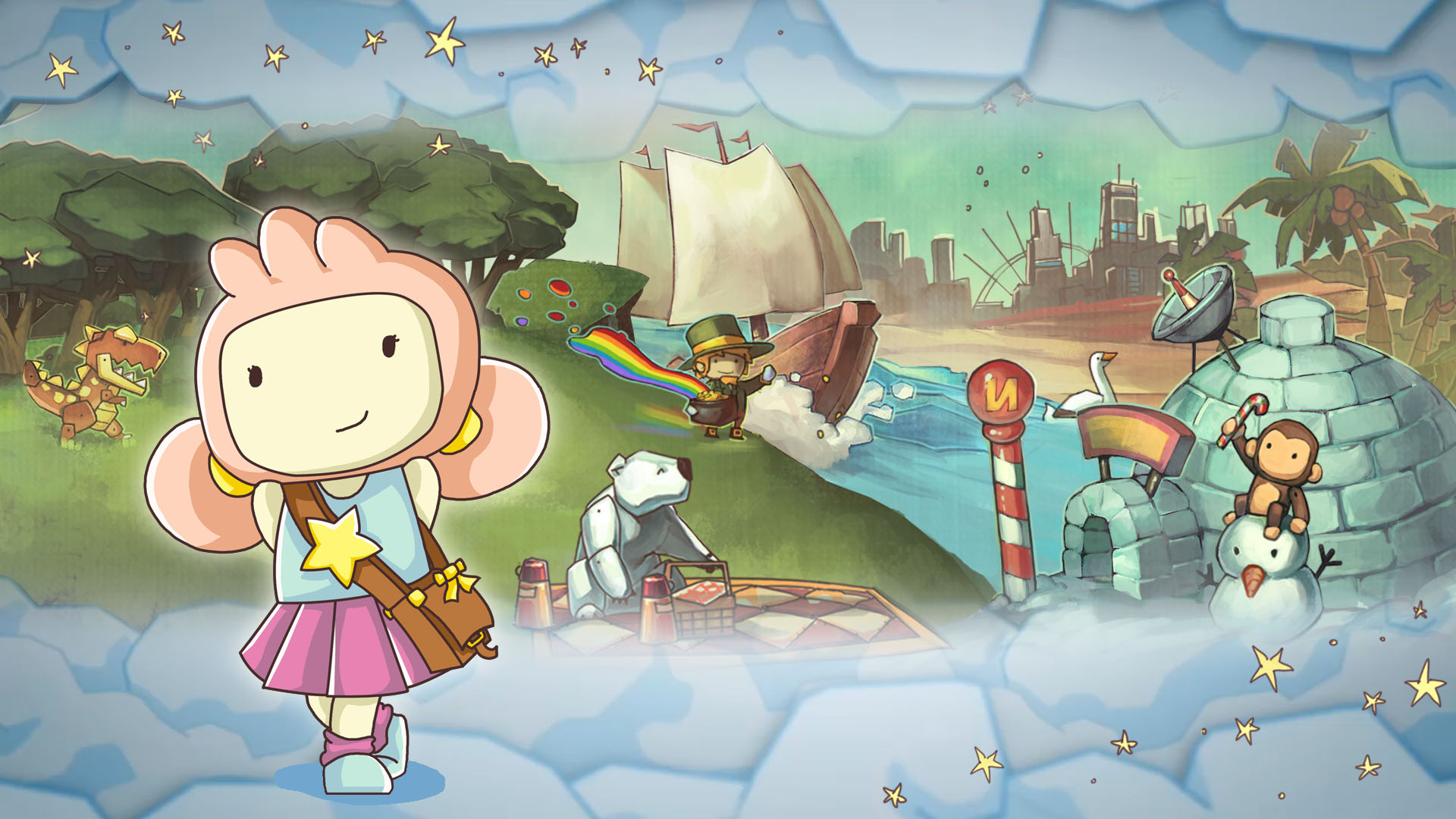 Showcase :: Scribblenauts Unlimited
