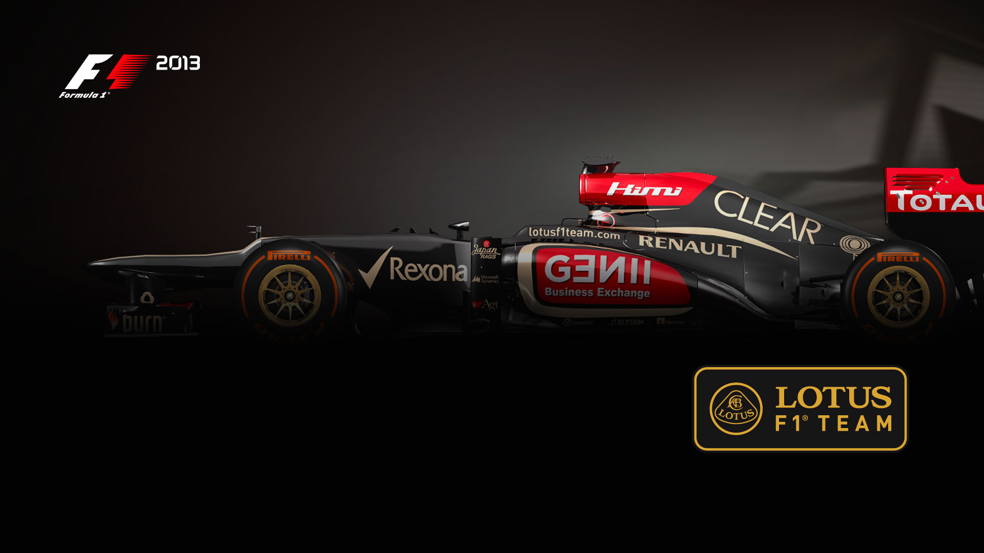 Card 4 Of 11Artwork · Lotus F1 Team