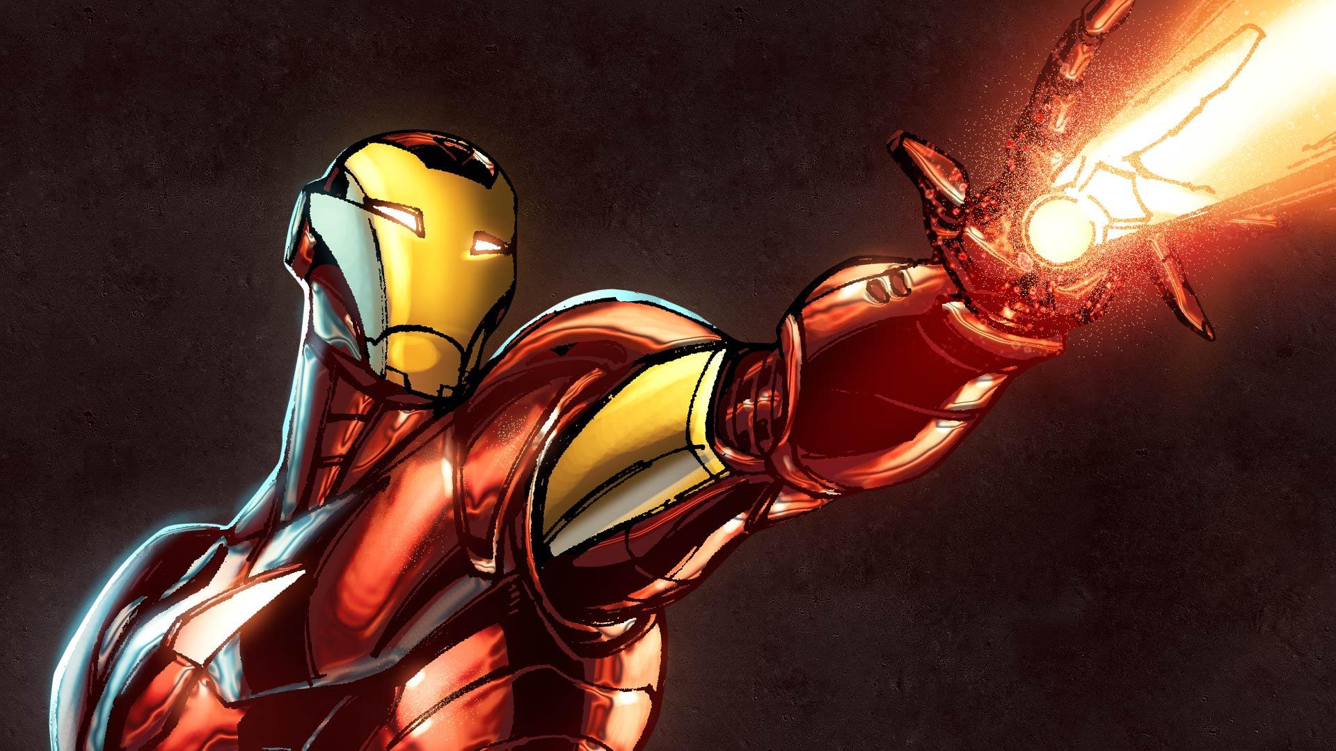Showcase :: Marvel Heroes Omega