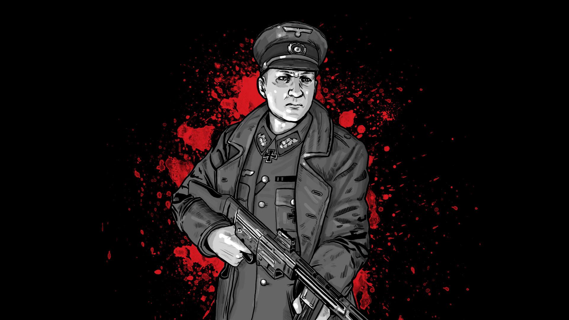Steam card exchange showcase sniper elite nazi zombie army card 4 of 8artwork herman wolff voltagebd Images