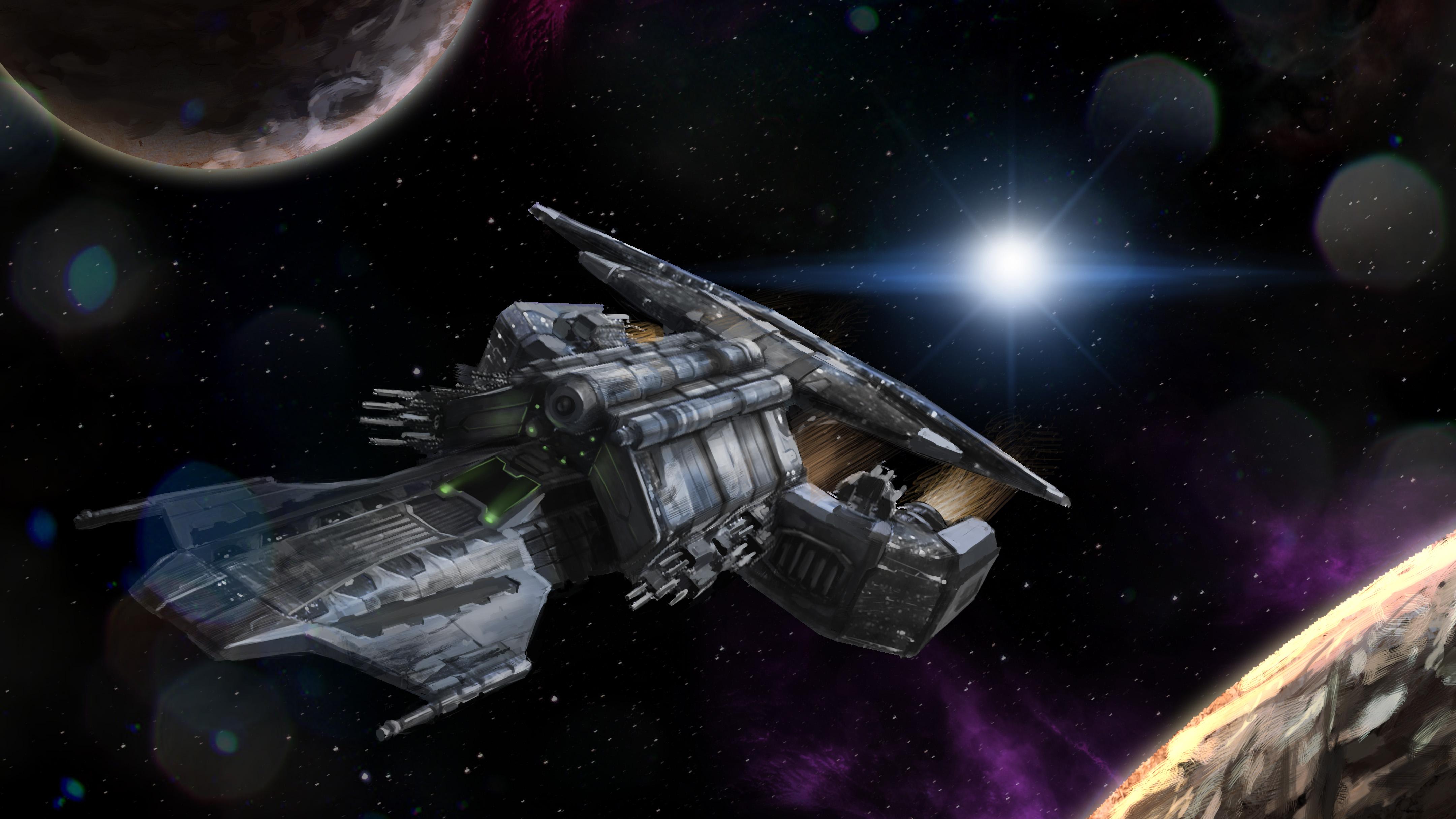 science fiction space sandbox - HD2488×1400